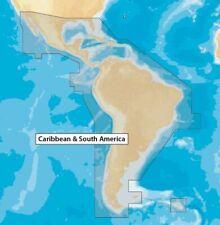 NAVIONICS+ 3XG Update CARIBBEAN & SOUTH AMERICA - MSD