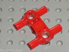 LEGO TECHNIC red axle joiner ref 48989 / set 7344 &  8386 Ferrari F1 Racer