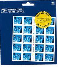 US Stamp bklt 20 x $0.34- THE STATUE OF LIBERTY - SELF-ADHESIVE - MINT-SEALED