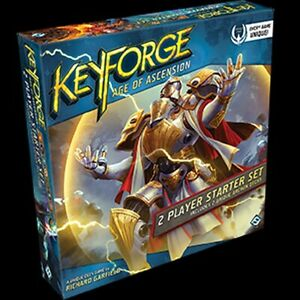 Keyforge : Age Of Ascension Two-Player Démarreur