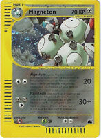CCG 28 Pokemon Skyridge Holo Magneton H19/H32 Deutsche Karte BGS / PSA 9.0 ?