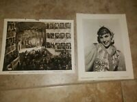 2 8 x 10 Photos from The Private Life Of Don Juan Movie DS9105