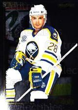 1995-96 Score Black Ice #101 Donald Audette