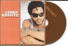 CD CARTONNE CARDSLEEVE LENNY KRAVITZ I BELONG TO YOU DE 1998