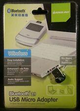 IOGEAR USB 2.1 Bluetooth Micro Adapter (GBU421WM) new Factory sealed