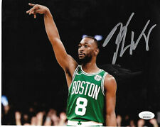 Kemba Walker Boston Celtics Autographed hand Signed 8x10 photo Coa JSA-=