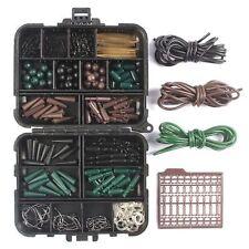 DE Verschiedene Karpfenangeln Zubehör Tackle Box Für Hair Rig Combo Box Stoppers