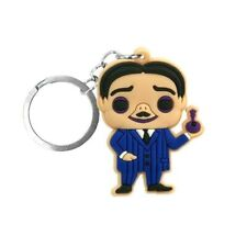 Lovely Keychain Metal Loop Fashion Accessories New 1Pcs Cartoon Key Ring Figure