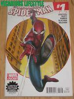 The Amazing Spider-Man 1 2014 Marvel Limited Edition Comix Adi Granov Variant NM