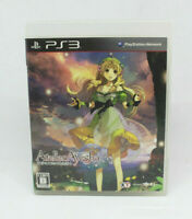 Sony PS3 Playstation - Atelier Ayesha koukon no Daich Japanese Version