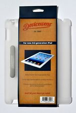 Devicewear Union: Clear iPad 3 Smart Cover Locking Back Shell - 3rd Generation