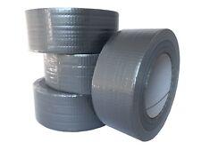 Gewebeband Duct Tape Panzertape Steinband Klebeband ab 1xRolle a 50 Mtr. silber