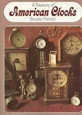Antique American Clocks Identification - Types Makers 550+ Photos / Scarce Book