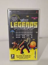 SONY PSP TAITO LEGENDS POWER UP COME NUOVO COMPLETO ITALIANO PLAYSTATION PSP