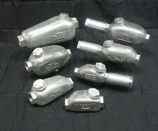 "Pneumatic In Line Air Tool Lubricator, 3/4"" NPT"