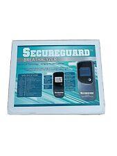 Secureguard Bac Portable Breathalyzer - Ca 20Fp Digital Alcohol Detector