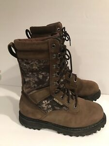 Cabela's Camouflage Outdore Dry-Plus Thinsulate Ultra 81-2395 Men's 9.5 D