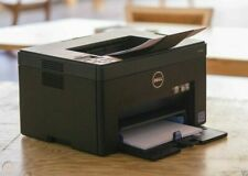 DELL C1660W Wireless Color Laser printer  90 Day Warranty W/New Toner