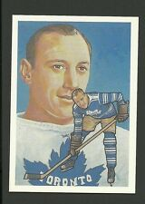 Ace Bailey Toronto Maple Leafs 1987 Hockey Hall of Fame Cartophilium Card