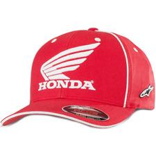 Honda Cap Baseball Cap Schirmmütze Cappy rot