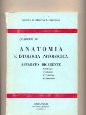 quaderni di anatomia e istologia patologica: APPARATO DIGERENTE - ESCULAPIO