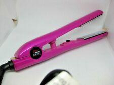 CHI Smart GEMZ Zirconium Titanium Straightening Iron 3/4 Rhodolite Meatllic Pink