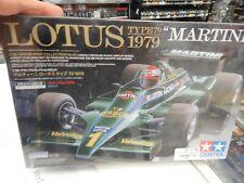 Martini Lotus Type79 1979 Tamiya Grand Prix Collection No 61 Model Car Tamiya