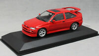 Minichamps Maxichamps Ford Escort RS Cosworth in Red 1992 940082100 1/43 NEW