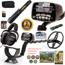 Garrett At Pro Metal Detector and Pro Pointer Ii - 100% Water Submersible