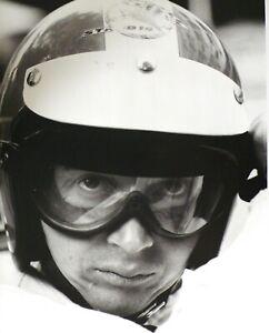 "JEAN-PIERRE BELTOISE 1967 MONACO Grand Prix F1 Schlegelmilch 10x12"" Photo Print"