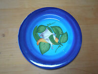 """Laurie Gates Gatesware PEAS IN A POD Salad Plates 9 5/8"""" 4 Designs 2 available"""
