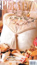 Inspirations Magazine The World's Most Beautiful Embroidery Magazine # 38