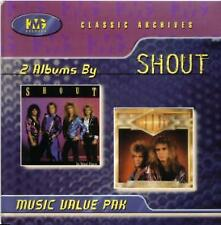 Shout-In Your Face+It Won't Be Long/Ken Tamplin CD new
