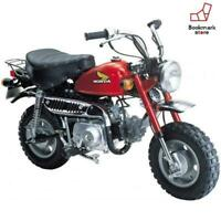 New Aoshima No.19 Honda Monkey Plastic Model F/S from Japan