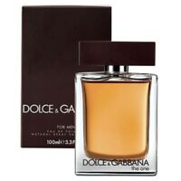 Dolce & Gabbana The One For Men  EDT for men 100ml/3.3oz New in Box