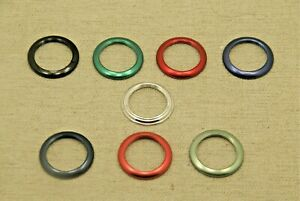 New Vintage Gucci  Metal  Bezels For the 1100 Watch - Each Sold Separately