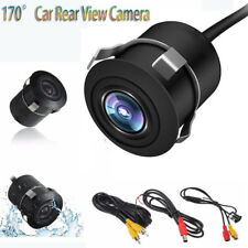 170 Degree Car Rear View Camera Auto Parking Monitor CCD Night Vision Reversing