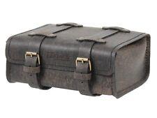 Hepco Becker cuir sac à outils Schroff 4 LITRES - Héritage arrière RUGGED