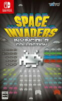 Space Invaders Invincible Collection Nintendo Switch Japanese F/S Tracking NEW