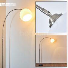 Lampadaire Lampe à arc Lampe de corridor Lampe de lecture Verre Vintage 178911