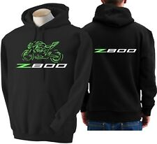 Felpa moto Kawasaki z800 hoodie sweatshirt bike hoody Hooded sweater z 800