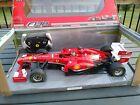Raster 1/12 Scale Official Licensed Ferrari F138 R.C. Formula Big Size Race Car