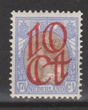 NVPH Netherlands Nederland nr. 119 MLH Opruimingsuitgifte 1923 Pays Bas