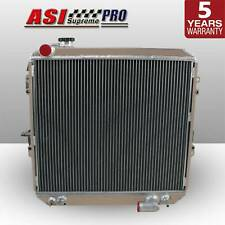 3Core Aluminum Radiator FOR Toyota Surf Hilux LN106 LN111 Diesel 1988-1997 AT/MT
