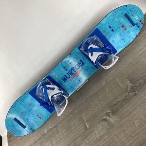 Burton After School Special 100cm Snowboard W/ Bindings Toddler Grom