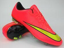 Nike Mens Rare Mercurial Vapor X FG 648553 690 Pink Gold Soccer Cleats Size 11.5