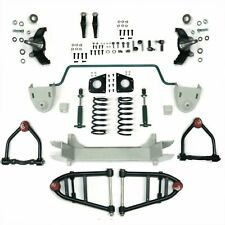 Mustang Ii 2 Ifs Front End Kit For 48 And Ealier Hudson Stage 2 Standard Spindle Fits 1939 Ford
