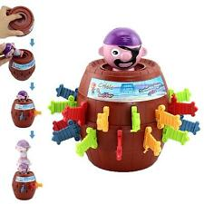 Funny Spoof Adult Kids Pirate Bucket Tricky Toy Party Game Jokes Toy Game Party