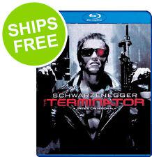 The Terminator (DVD, 2001) NEW, Sealed, Arnold Schwarzenegger, James Cameron