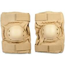 New in Package Unissued 1 Pair Coyote Medium Elbow Pads - Government Issue MOUT